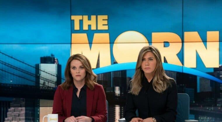 Imagen de The Morning Show sigue siendo una de las mejores series del momento (y está muy infravalorada)