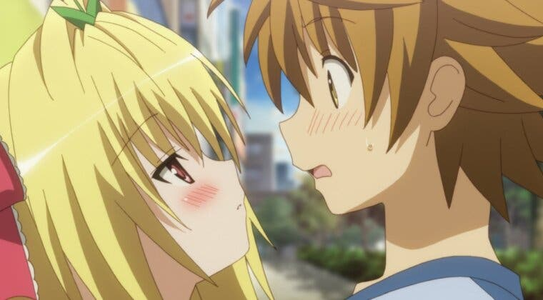 Imagen de To Love Ru tendrá su primera exhibición especial por el 15 aniversario del manga