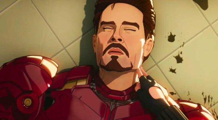 Imagen de El productor de ¿Qué pasaría si...? se excusa por matar tantas veces a Tony Stark