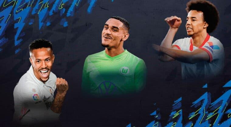 Imagen de FIFA 22: los centrales oro más rápidos de Ultimate Team y Modo Carrera
