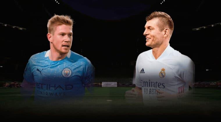 Imagen de FIFA 22 medias: los mejores pasadores de Ultimate Team y Modo Carrera