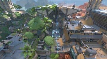 Imagen de Valorant da la bienvenida a Fracture, su nuevo mapa, junto a muchas más novedades
