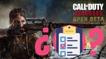 Imagen de ¿Has jugado a la beta de Call of Duty: Vanguard? Dime qué te ha parecido