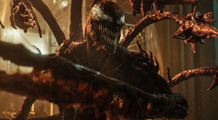 Imagen de Venom: Habrá Matanza se convierte en el segundo mayor éxito tras la pandemia en Estados Unidos