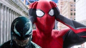 Imagen de ¿Venom en Spider-Man: Sin Camino a Casa? Esta foto de Tom Hardy desata los rumores