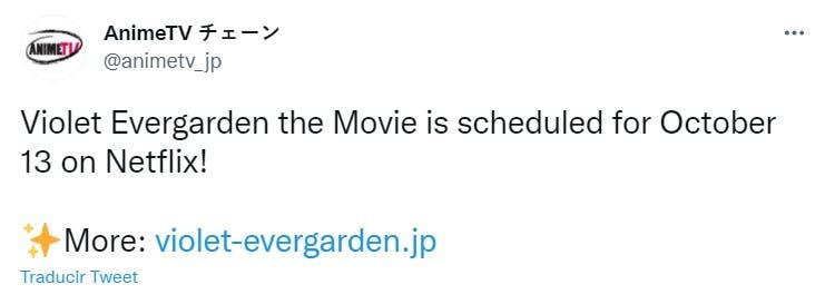 violet evergarden tuit
