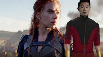 Imagen de ¿Qué película ha funcionado mejor en taquilla, Shang-Chi o Viuda Negra?