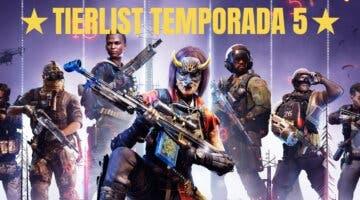 Imagen de Tierlist con todas las armas de Call of Duty: Warzone (temporada 5) ordenadas de mejor a peor