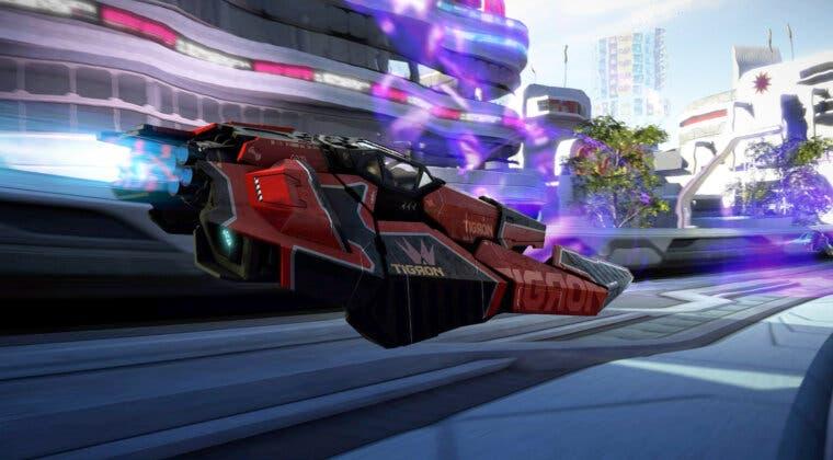 Imagen de ¿Se presentará un nuevo WipeOut para PS5 durante el PlayStation Showcase? Comienza la especulación