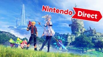 Imagen de Una pista refuerza el rumor del Nintendo Direct para septiembre con Xenoblade Chronicles 3 incluido