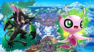 Imagen de Pokémon: Cómo conseguir a Zarude Papá y Celebi shiny en España