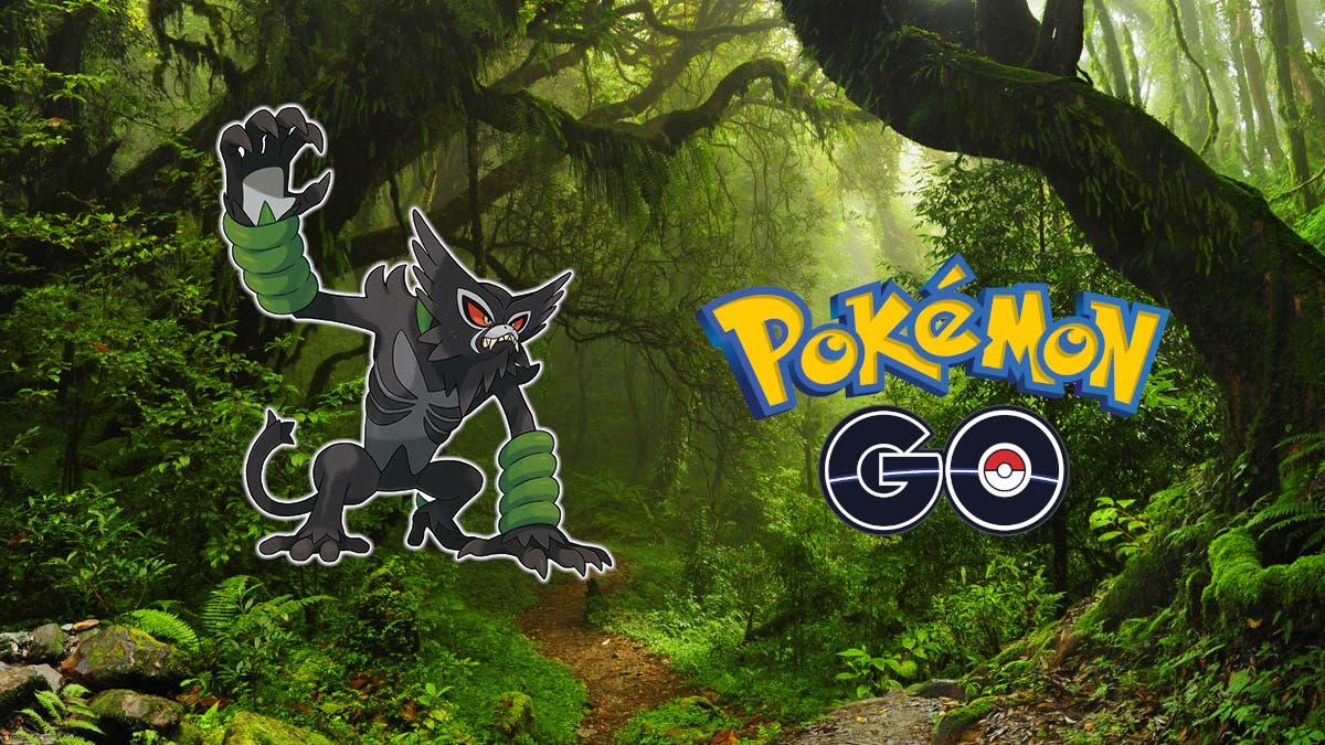 Zarude Pokemon GO