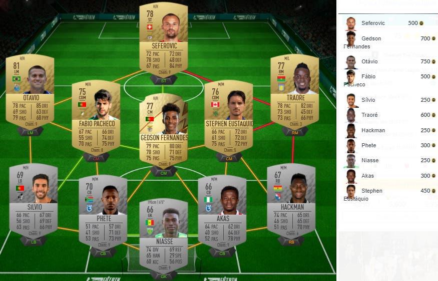 FIFA 22 Ultimate Team SBC Grealish el CItizen