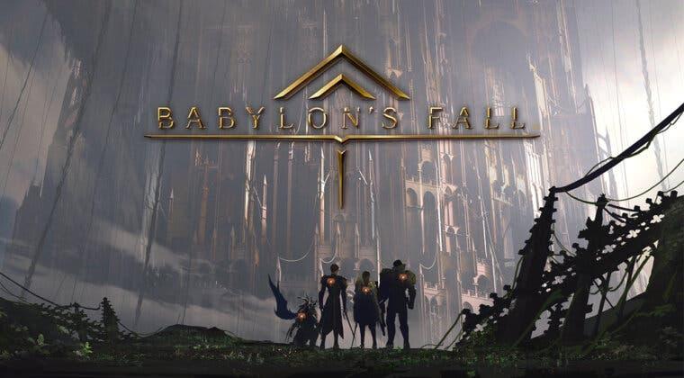 Imagen de Babylon's Fall cambia su estilo visual tras las quejas; así luce el videojuego después de los cambios
