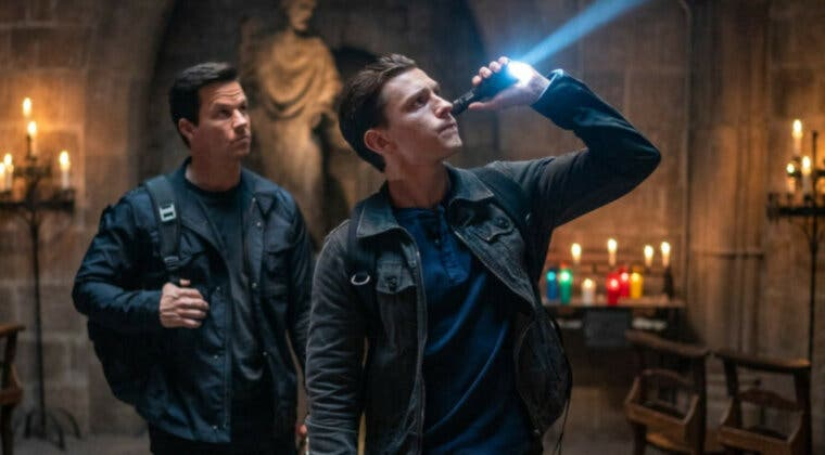 Imagen de ¡Por fin! Lanzan el primer tráiler de la película de Uncharted, ¿acierto o error?