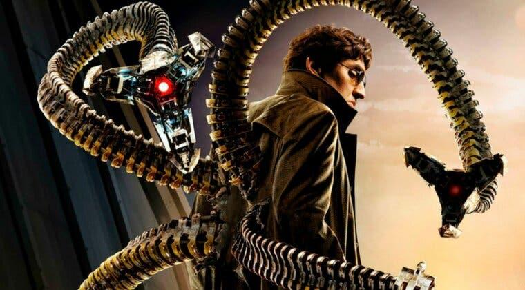 Imagen de Las nuevas imágenes de Spider-Man: Sin Camino a Casa muestran en acción al Dr. Octopus de Alfred Molina