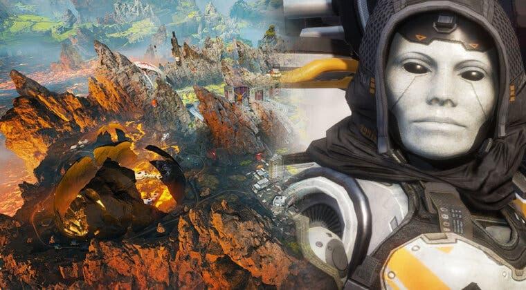Imagen de Apex Legends ve filtrado al personaje de la temporada 11 y sus habilidades; por fin llegaría Ash
