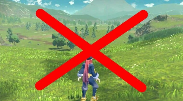 Imagen de Leyendas Pokémon: Arceus finalmente no será un juego en mundo abierto