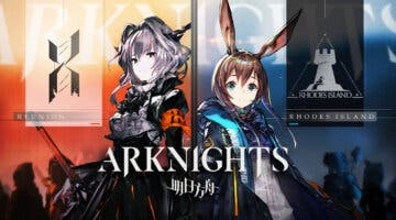 Imagen de El videojuego Arknights contará con su propio anime oficial