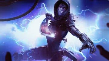 Imagen de Apex Legends revela a Ash, próximo personaje de la temporada 11 que vuelve desde Titanfall 2
