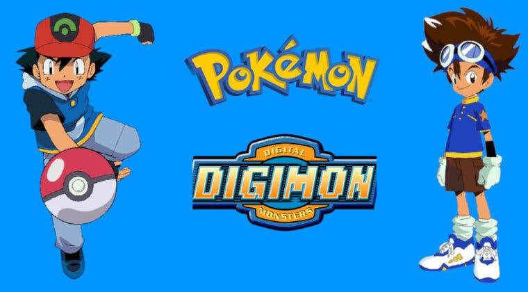 Imagen de Pokémon y Digimon: Así es la fusión perfecta de las dos franquicias