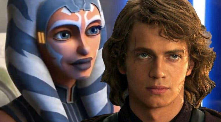 Imagen de Hayden Christensen será una vez más Anakin Skywalker en Ashoka, la nueva serie de Disney Plus