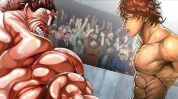 Imagen de Baki: Inician un crowdfunding para crear un ring como el del manga por el 30 aniversario