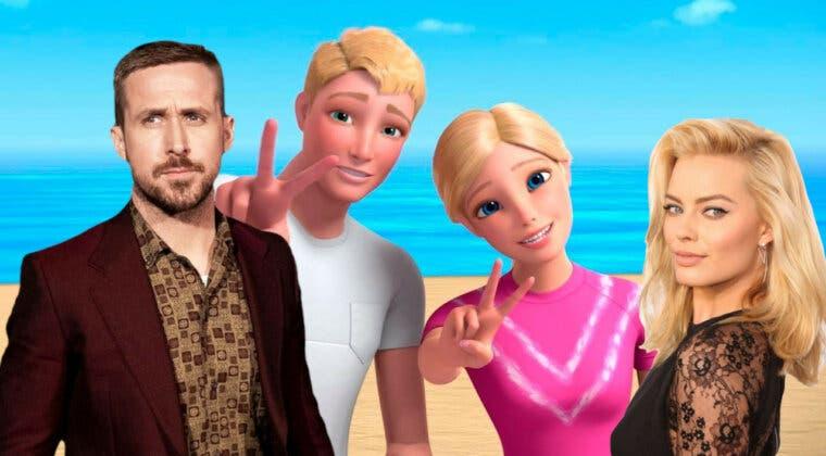 Imagen de Barbie, la película de acción real de la muñeca, contará con Ryan Gosling como Ken