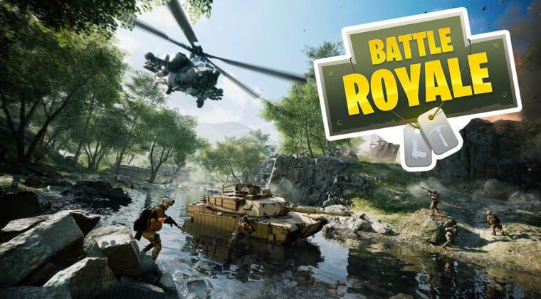 Imagen de Battlefield 2042 comenzó siendo desarrollado como un Battle Royale, según reputado insider