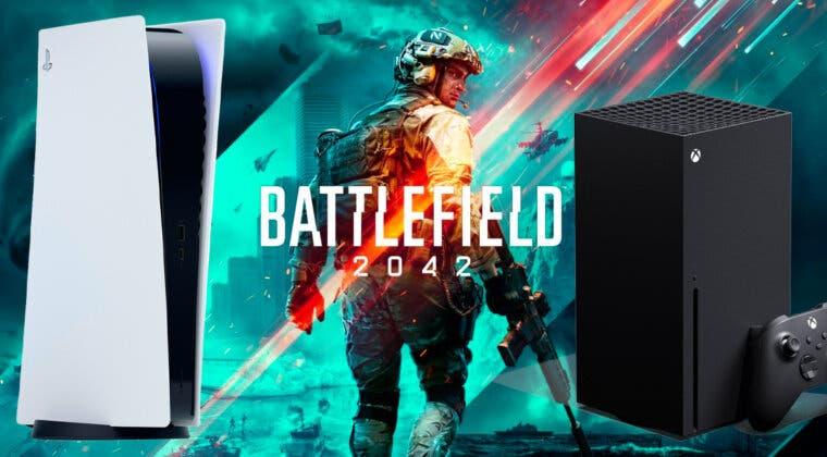 Imagen de Así es la comparación gráfica de Battlefield 2042 entre PS5, Xbox Series X|S y PC