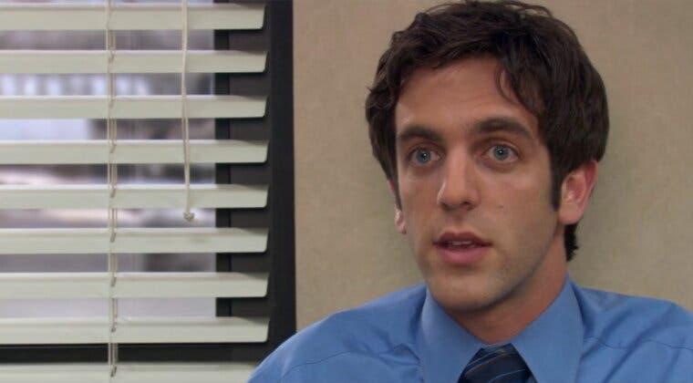 Imagen de The Office: debido a un error, la cara de B.J. Novak aparece en distintos productos por todo el mundo