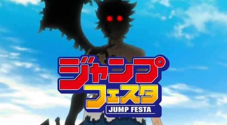 Imagen de Jump Festa 2022 anuncia nuevos paneles con Black Clover, Haikyuu!! y más