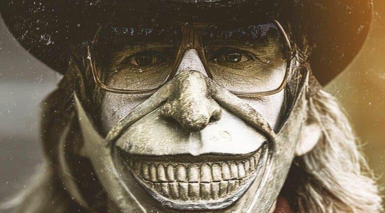 Imagen de Black Phone: Ethan Hawke protagoniza el terrorífico tráiler de la nueva película de Scott Derrickson
