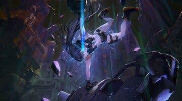 Imagen de Black Rock Shooter: Dawn Fall, el nuevo anime de la popular franquicia, confirma ventana de estreno