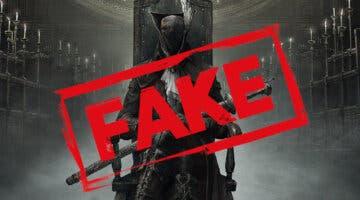 Imagen de Así es el póster falso del remaster de Bloodborne en PS5 y PC que está generando una gran confusión