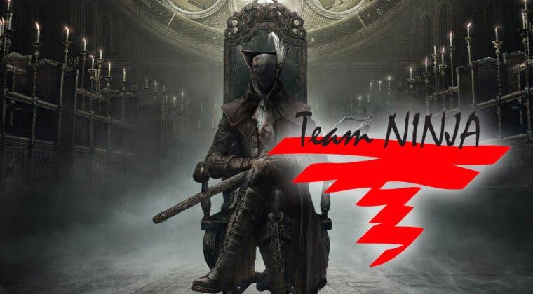 Imagen de El productor de Bloodborne ahora forma parte de Team Ninja, creadores de Nioh