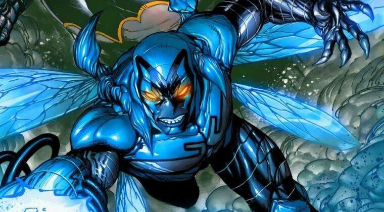 Imagen de Así lucirá Blue Beetle en la película que DC prepara para HBO Max