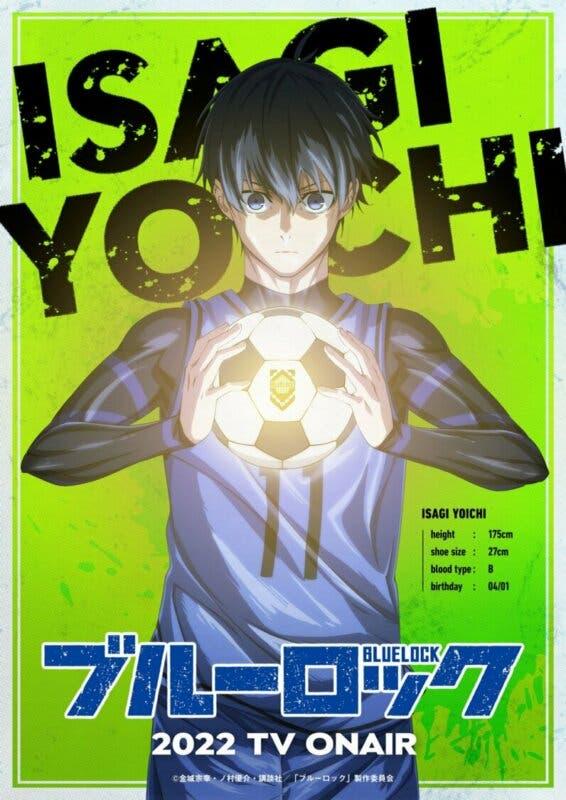 blue lock anime 2