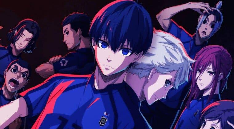 Imagen de Blue Lock muestra una nueva imagen de su protagonista en el anime