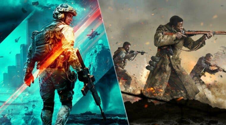 Imagen de Llega el momento decisivo; ¿Call of Duty: Vanguard o Battlefield 2042? Tú decides