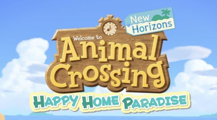 Imagen de Anunciado Animal Crossing: New Horizons: Happy Home Paradise, el primer DLC de pago del juego