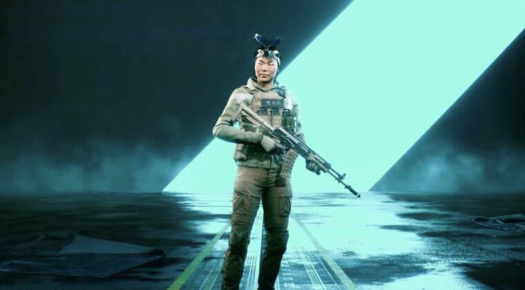 Imagen de Battlefield 2042 revela a 5 nuevos especialistas en un gameplay y sus habilidades