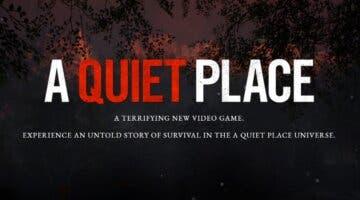 Imagen de Anunciado A Quiet Place, el videojuego oficial de la película Un lugar tranquilo