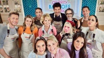 Imagen de Así es Celebrity Bake Off España, el nuevo reality con famosos de Amazon Prime Video