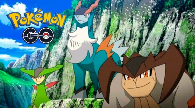 Imagen de Pokémon GO: Lista de jefes de incursiones para noviembre 2021