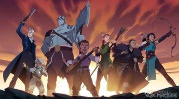 Imagen de Critical Role, los gigantes de Dragones y Mazmorras, tendrán su propio videojuego