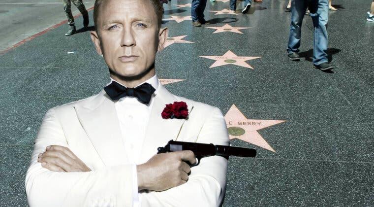 Imagen de Daniel Craig consigue su ansiada estrella en el Paseo de la Fama de Hollywood
