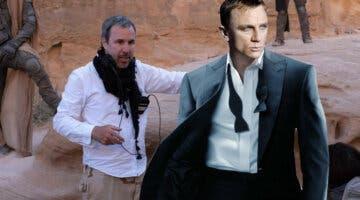 Imagen de Denis Villeneuve se presenta como director de una futura película de James Bond