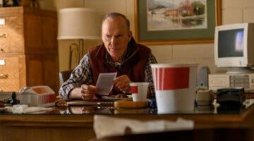 Imagen de Dopesick: Historia de una adicción: Michael Keaton protagoniza el tráiler de la nueva serie de Disney Plus