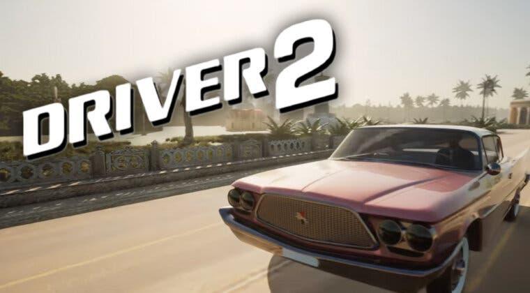 Imagen de Driver 2 renace con gráficos espectaculares en este remake fan hecho con Unreal Engine 5